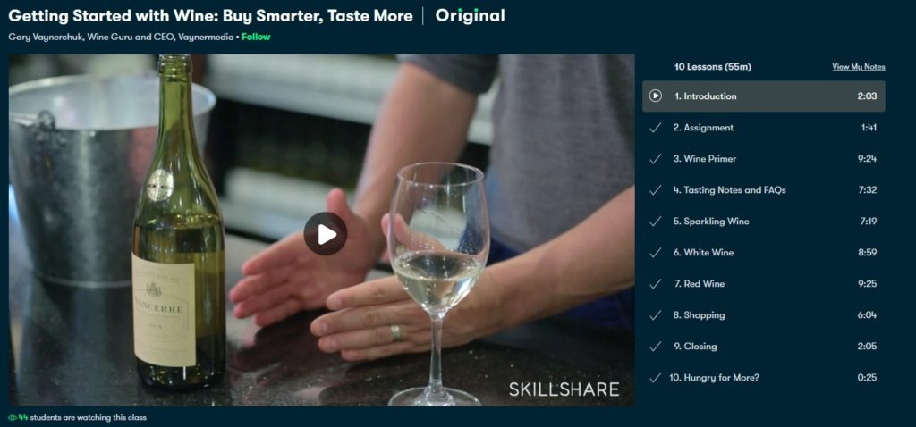 Getting Started with Wine Skillshare