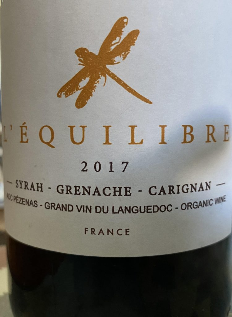 L'Equilbre Wine